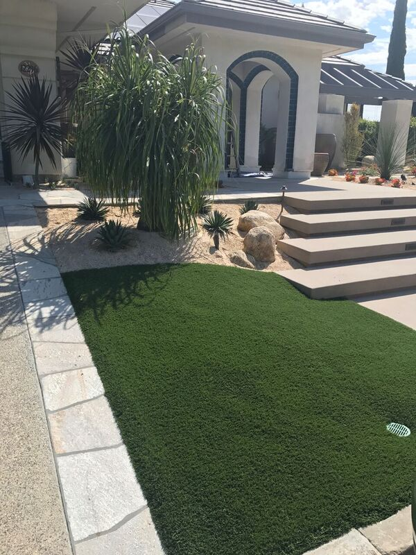 Artificial Turf Services Company Lakeside, Synthetic Grass Installation For Property Value Increase