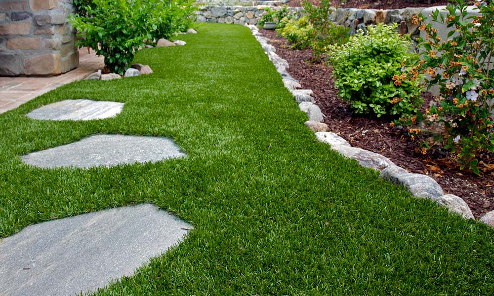 Artificial Lawn Custom Backyard Company Lakeside, Top Rated Backyard Synthetic Grass Installation