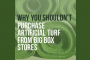 Artificial Lawn Big Box Store Prices Lakeside, Synthetic Lawn Big Box Store Installation