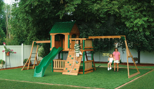 Playground Safety Surfacing Contractor in Lakeside, Synthetic Grass Playground Company