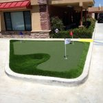 Synthetic Lawn Golf Putting Green Company Lakeside, Best Artificial Grass Installation Prices