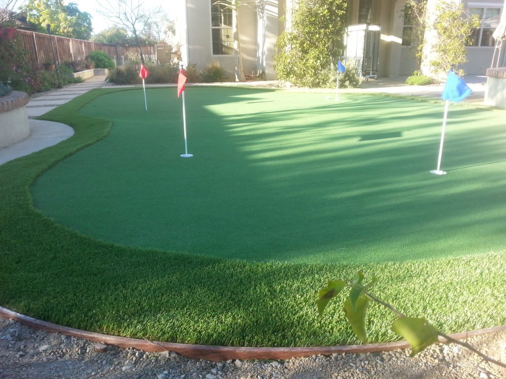 Putting Greens Installation Lakeside, Golf Putting Greens Contractor