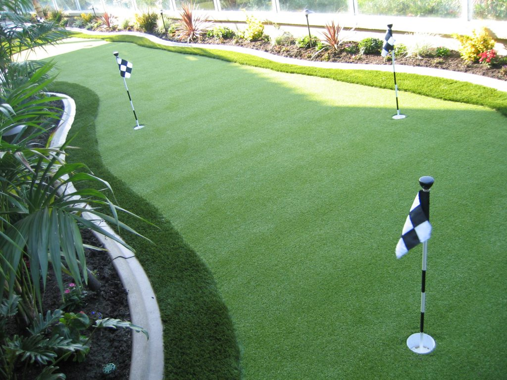 Artificial Lawn Golf Greens Company Lakeside, Best Artificial Grass Installation Prices