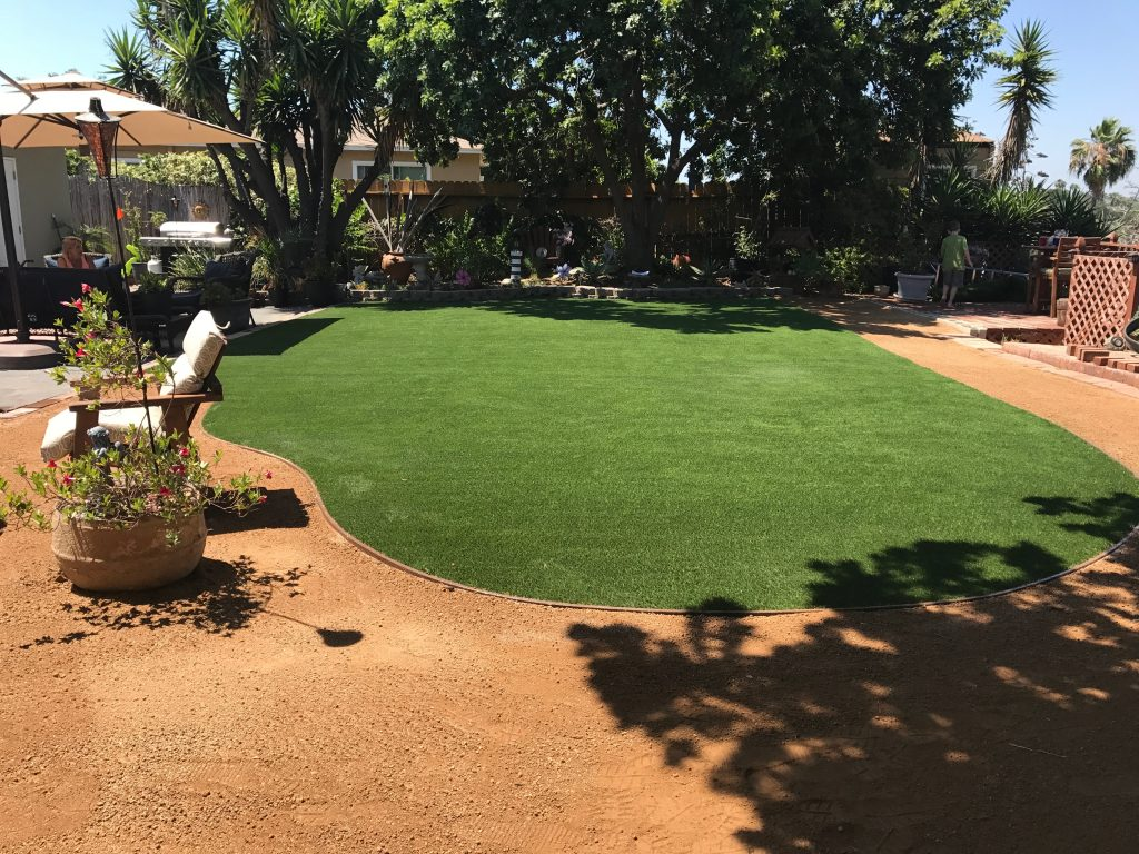 Artificial Grass Installation Lakeside Ca Synthetic Turf